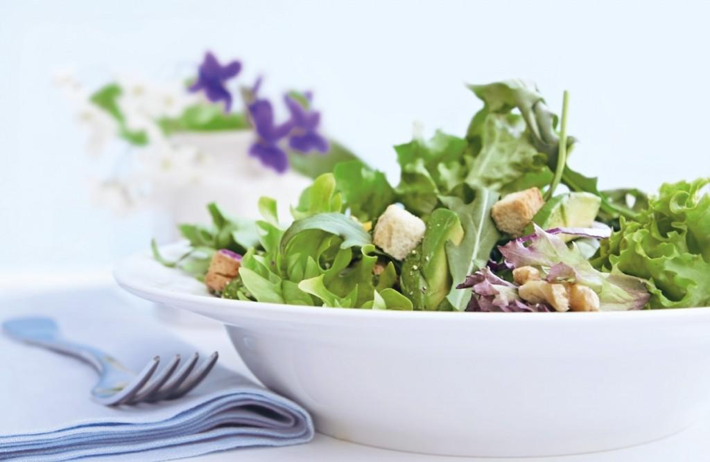 insalata anacardi