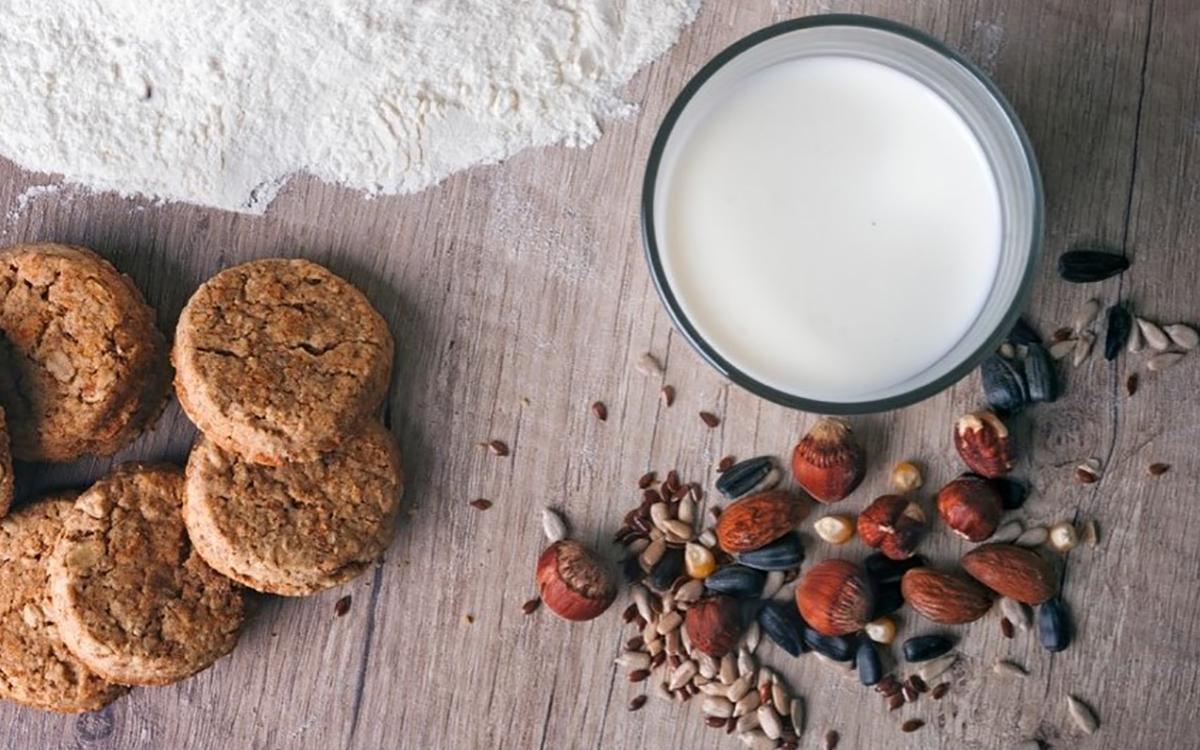 Burri e farine alternative direttamente dalla frutta secca