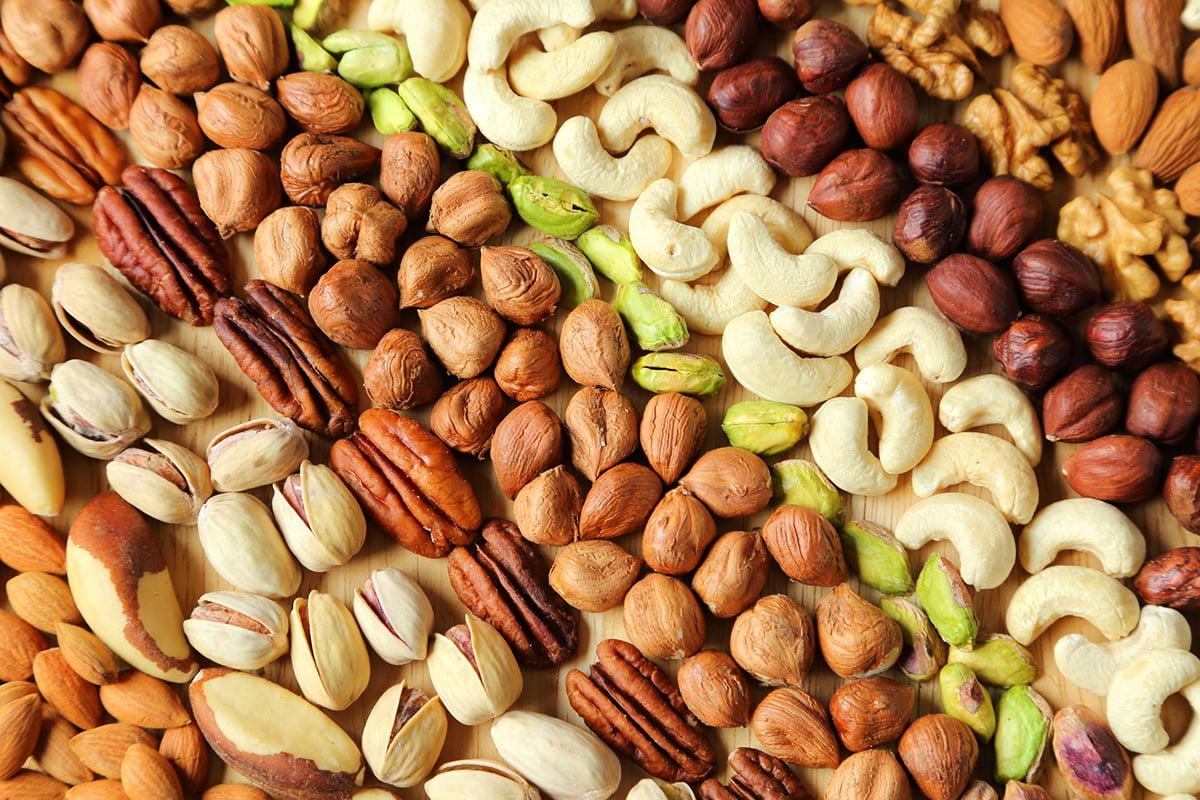 Frutta in guscio: una preziosa fonte di proteine per la dieta del futuro